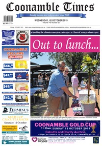 online magazine - Coonamble Times October 2 2019