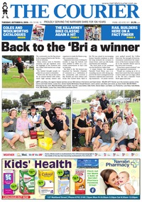 online magazine - The Courier and Wee Waa News, October 8, 2019