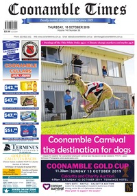 online magazine - Coonamble Times October 10 2019