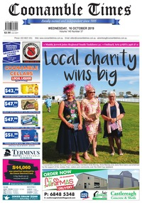 online magazine - Coonamble Times October 16 2019