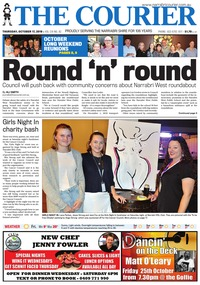 online magazine - The Courier, October 17, 2019