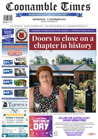 online magazine - Coonamble Times December 11 2019