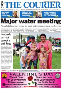 online magazine - The Courier, January 30, 2020