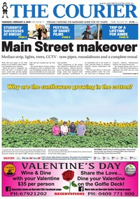 online magazine - The Courier, February 6, 2020