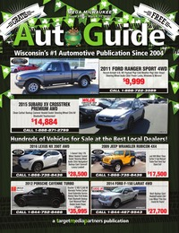online magazine - Auto Guide Wisconsin - Issue 11 - 2020-03-13