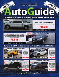 online magazine - Auto Guide Wisconsin - Issue 12 - 2020-03-20