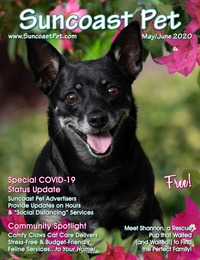 online magazine - Suncoast Pet - May/June 2020 - Early Summer Issue
