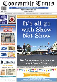 online magazine - Coonamble Times May 13 2020
