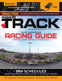 online magazine - Canadian Racing Guide I Vol. 24, Iss. 04 I July Special 2020